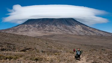 7 Days Mount Kilimanjaro Trekking - Lemosho Route