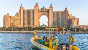 75 Minute Atlantis Sightseeing Boat Tour