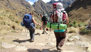 8 Day Inca Trail Trek with Round-Trip Airfare
