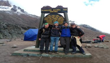 8-Day Mount Kilimanjaro Climb: Lemosho Route