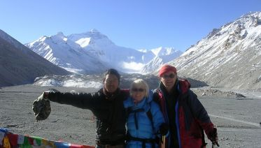 8 Days Tibet Lhasa To Mt. Everest Tibet Group Tour