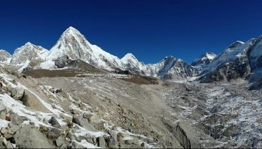 9 Day Everest Base Camp Trek with Chopper Return
