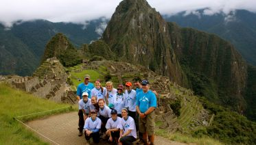 9 Day Inca Trail + Titicaca Lake Tour
