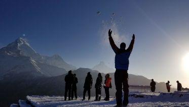 Aamazing Annapurna Poon Hill Trek