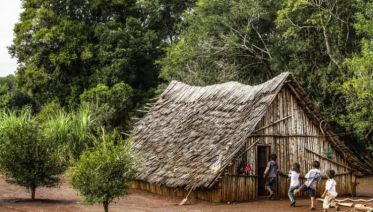 Aboriginal Iriapu Village Tour