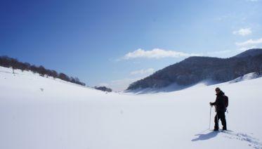 Abruzzo Winter Walk & Snowshoe