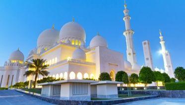 Abu Dhabi City Tour And Ferrari World Combo