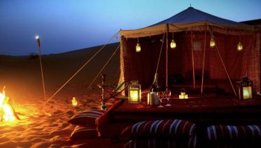 Abu Dhabi Overnight Safari