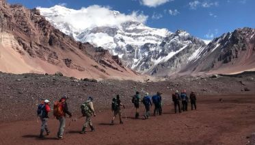 Aconcagua Base Camp Trek