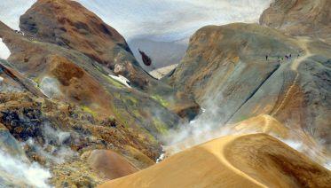 Across the Wilderness - Icelandic Interior & More