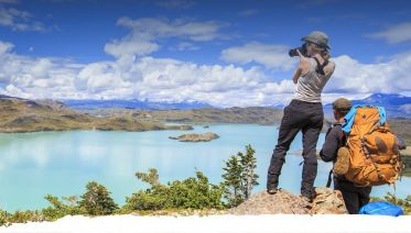 Active Patagonia & W Trek In Torres del Paine