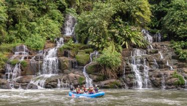 Active Through Ecuador: Multi-sport Adventure