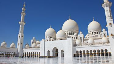 Admire Abu Dhabi: City Tour