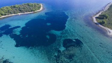 Adriatica Tour (Blue Lagoon And Šolta) From Trogir