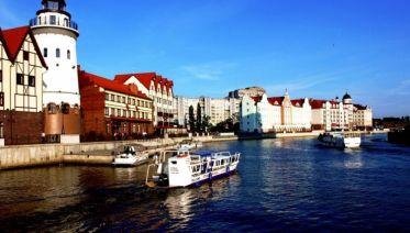 Adventure Around The Baltic Sea