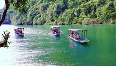 Adventure In Ba Be National Park 3 Days 2 Nights