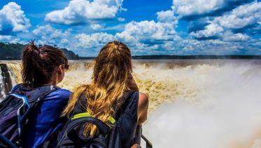 Afternoon Brazil Iguazu Falls Tour (Arg to Bra)