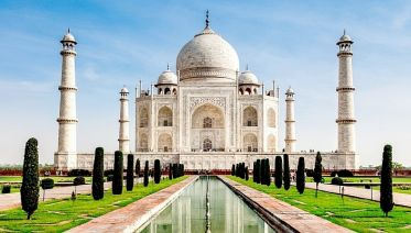 Agra City Day Trip With Taj Mahal From Delhi