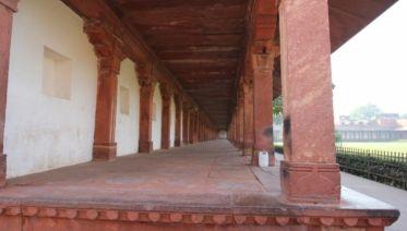 Agra Taj Mahal Wonder