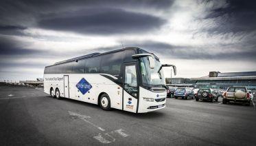 Airport transfer: KEF Airport to Reykjavik Hotels