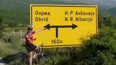 Albania Heritage by Bicycle