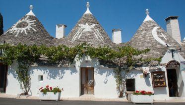 Alberobello's Trulli:  Walking Tour