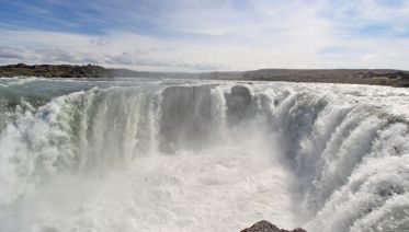 Aldeyjarfoss & The Highlands Tour