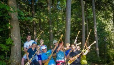Algonquin Park Camp & Canoe Adventure 3D/2N