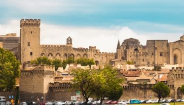 All the must-see sites on the Rhône between Lyon, Provence, and the Camargue with dinner at Paul Bocuse's (port-to-port cruise)