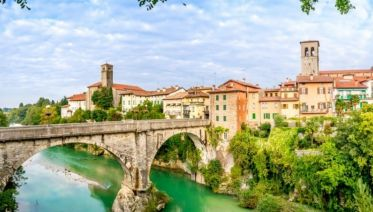 Alpe-Adria Trail: Cividale del Friuli to Trieste