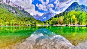 Alpe Adria Trail: Kranjska Gora To Cividale