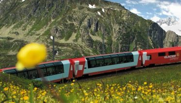 Alpine Railway Journey - Limited Edition