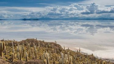 Altiplano, Patagonia & Uruguay with Carnival