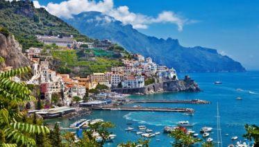 Amalfi Coast and Mountains