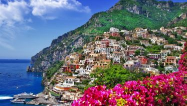 Amalfi Coast: Pompeii & Pizza Family Holiday