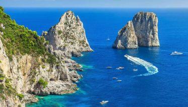 Amalfi Coast Sailing Adventure
