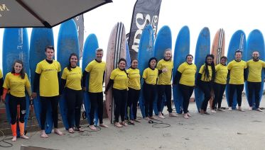 Amateur Surfing & Winery Private Full-Day Tour