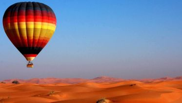 Amazing Dubai Balloon Flight