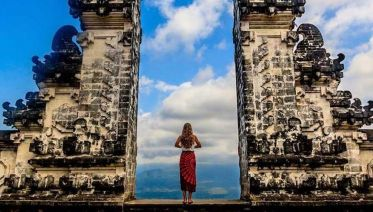 Amazing Waters of Bali