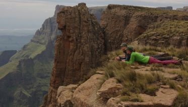 Amphitheater Trek In Drakensberg