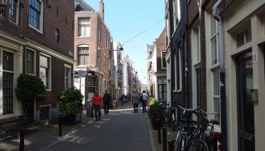 Amsterdam's Jordaan District Walking Tour