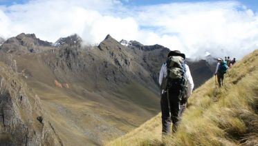 Ancasccocha trek to Machu Picchu 5d/4n