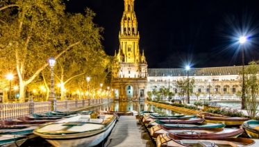 Andalusian Christmas (port-to-port cruise)
