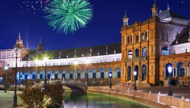 Andalusian New Year (port-to-port cruise)