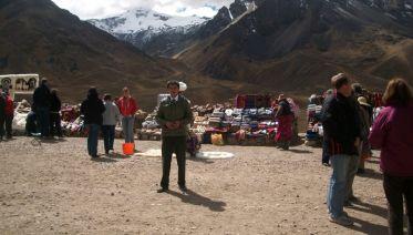 Andean Explorer Bus (Cuzco to Puno)
