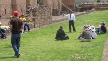 Andean Explorer Bus (Puno to Cuzco)