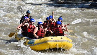 Andes Whitewater Rafting & Winery Full-Day Private Tour