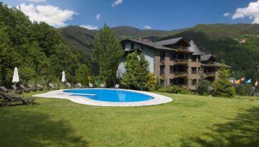 Andorra Scenery Lift La Massana, City Break