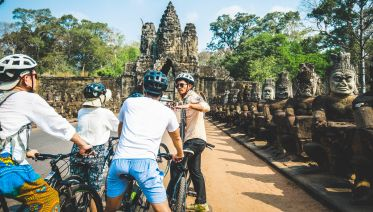 Angkor Cycling Adventure