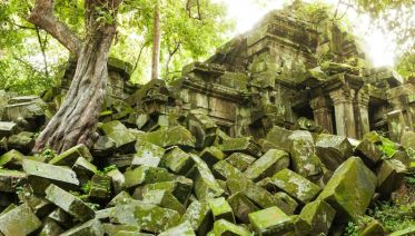 Secret Escape: Angkor Wat, Beng Mealea & Other Temples